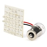 1156-PCB-x24: 1156 LED Bulb - Single Intensity 24 LED PCB Lamp