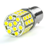 1157-x45-T: 1157 LED Bulb - Dual Intensity 45 SMD LED Tower