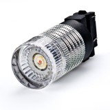 7443-R3W-FL: 7443 LED Bulb - Dual Intensity 1 x 3 Watt High Power LED w/ Brake Flasher