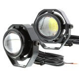 AUX-CW9W-RT70: 10W High Power COB LED Auxiliary Light Kit