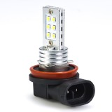 H11-W12: H11 LED Bulb - 12 LED Daytime Running Light
