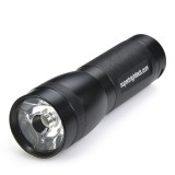FL-3W-35: 3 Watt LED Flashlight - Black
