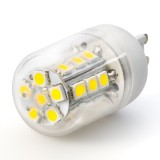 G9-xW24: LED G9 Base Bulb - 24 SMD LED Tower