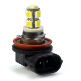 H11-xHP9: H11 LED Bulb - 9 LED Daytime Running Light