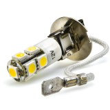 H3-xHP9: H3 LED Bulb - 9 LED Daytime Running Light