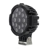 WL-51W-Rx: 6&quot; Round 51W Heavy Duty High Powered LED Work Light
