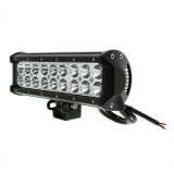 "ORB-54WD: 9"" Heavy Duty Off Road  LED Light Bar - 54W"