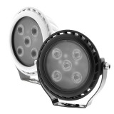 WL-18W-RT60x: 5&quot; Round 18W Heavy Duty High Powered LED Work Light
