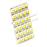 G4-xWHP30-RAC: White 30HP-LED Rectangle G4 Lamp