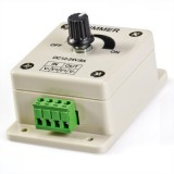 LDK-8A: LDK-8A 12~24 Volt DC Single Color LED Dimmer