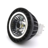 MR16-x3W-38: 3 Watt MR16 LED bulb - Multifaceted Lens with High Power Epistar COB LED